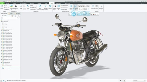 Creo file viewer online
