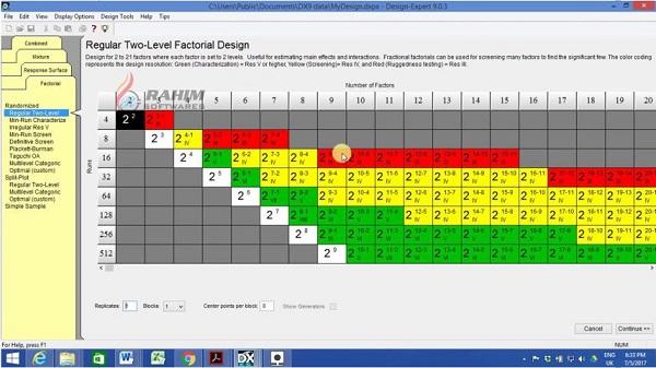 Design-Expert 13 download