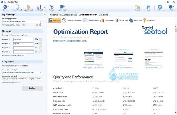 Download Blumentals Rapid SEO Tool