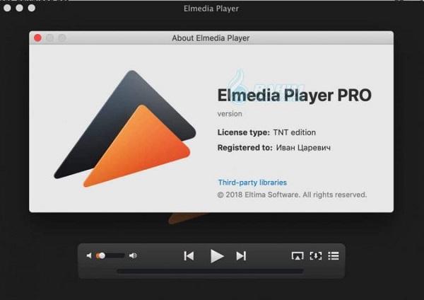 Elmedia Player Pro for Mac free download