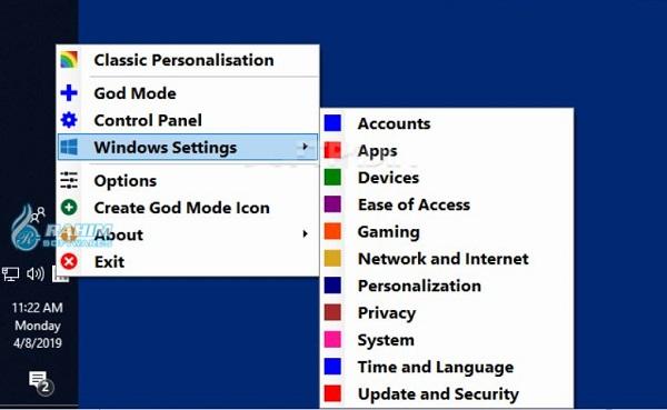 PC Settings Windows 10 Download