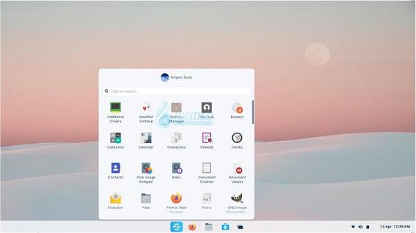 Zorin OS 16 Download 64-bit