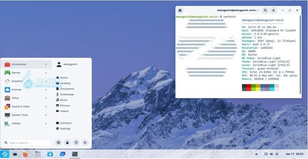 Zorin OS Ultimate ISO free download