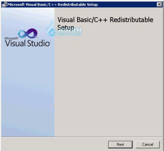 microsoft visual c++ redistributable package (x64)