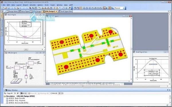 AWR Design Environment Free Download