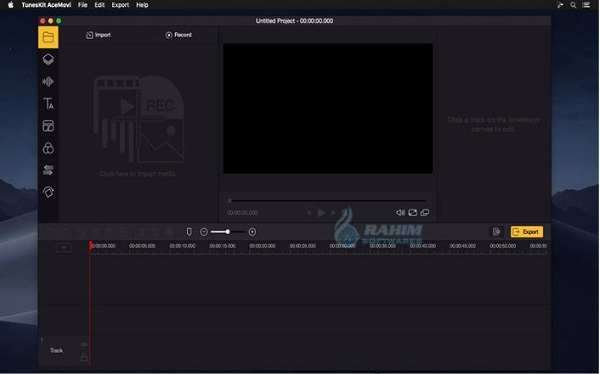 AceMovi Video Editor download for PC