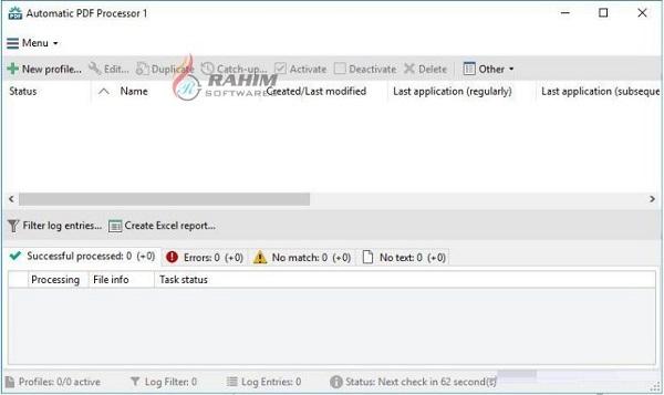 Download Gillmeister Automatic PDF Processor 2021
