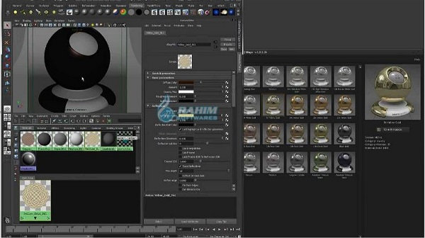 How to install sigershaders xs material presets studio v3