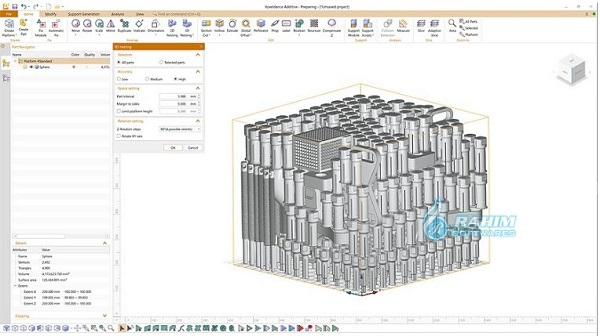 Materialise software