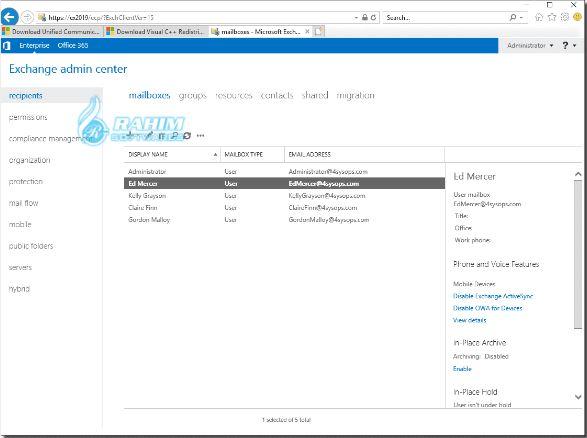 Microsoft Exchange Server download