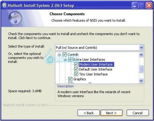 NSIS Windows 10