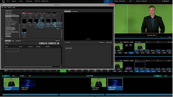 Newbluefx titler live 4 broadcast obs