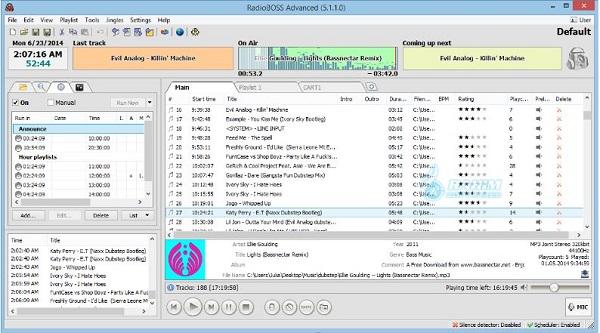 RadioBOSS download free