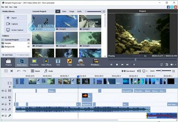AVS Video Editor old version