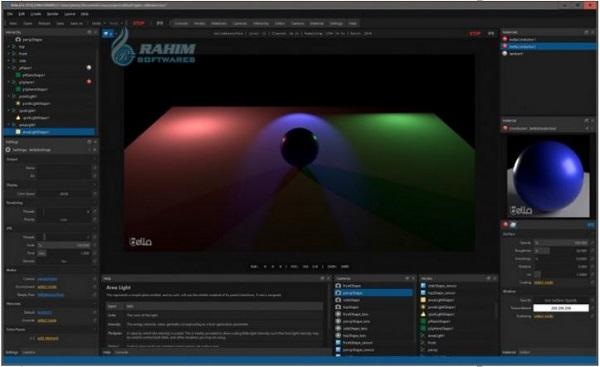 Download Bella Render GUI 21.4