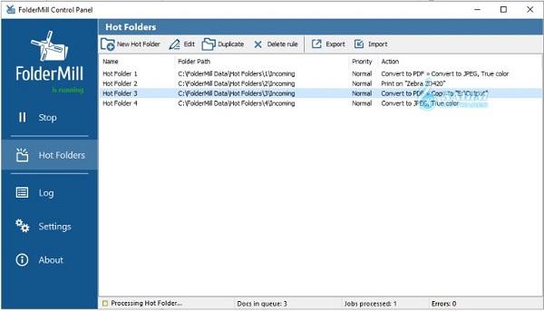 FolderMill alternative