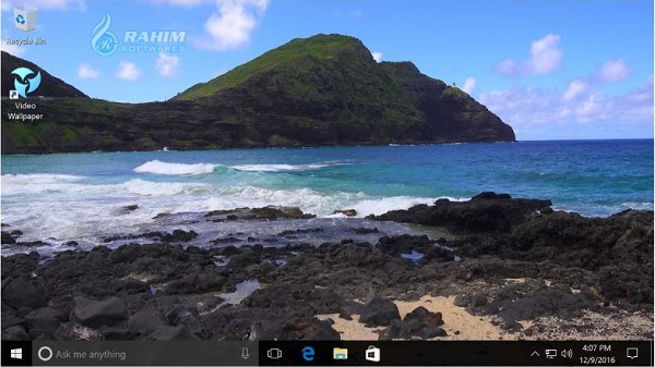 How to use Push video wallpaper
