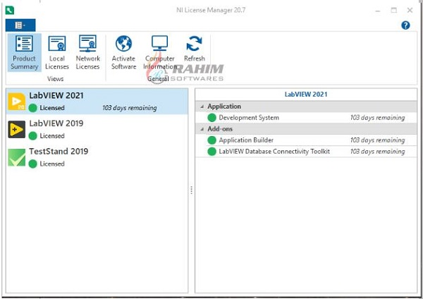LabVIEW 2021 download