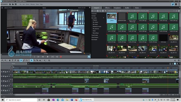 MAGIX Movie Edit Pro Premium 2022