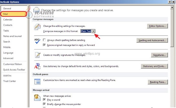 MDaemon email client
