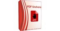 PDF Unshare PRO Free Download