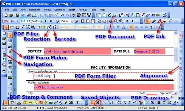 PDFill PDF Editor free download