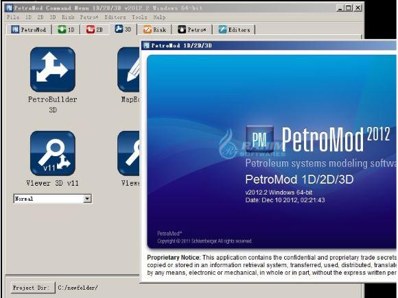 PetroMod 1D free download