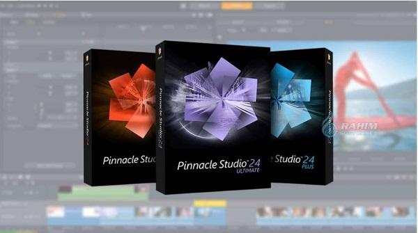 Pinnacle Studio Ultimate 25