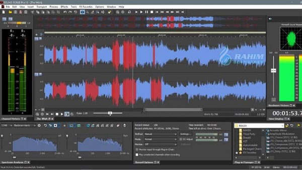 Sound Forge Pro free download