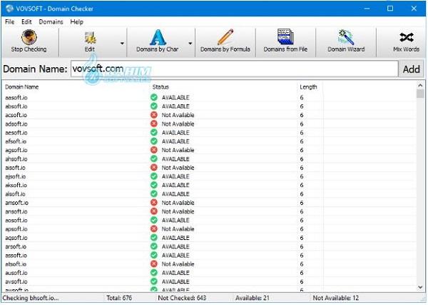 Vovsoft Document Manager