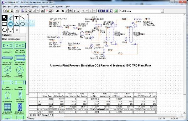 WinSIM software free download