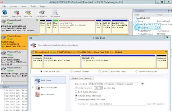 Active KillDisk Ultimate 13.0 11