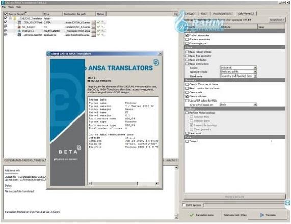 BETA CAE Systems wiki