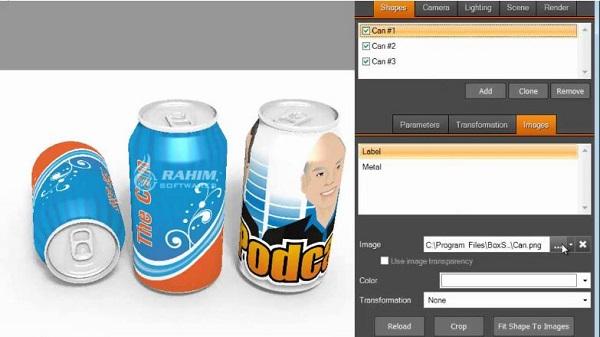 Boxshot 5 free download
