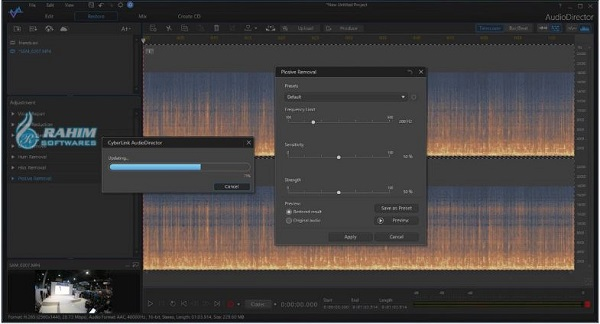 CyberLink AudioDirector 11 download