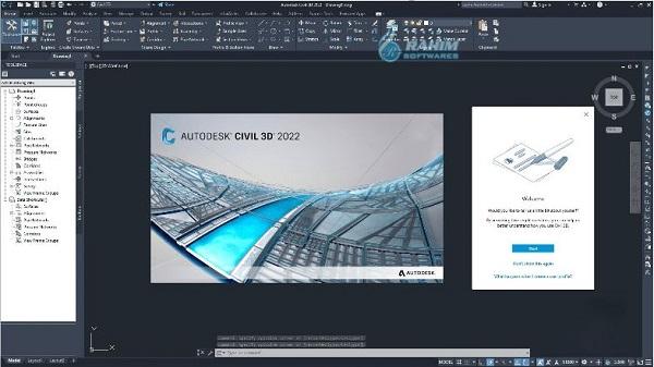 Download Autodesk Civil 3D 2022