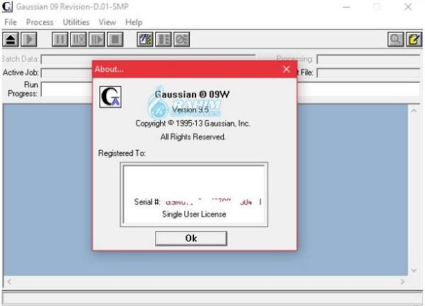 Gaussian software download