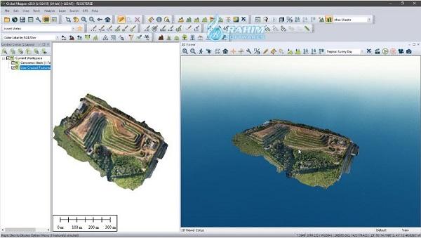 Global Mapper Pro download