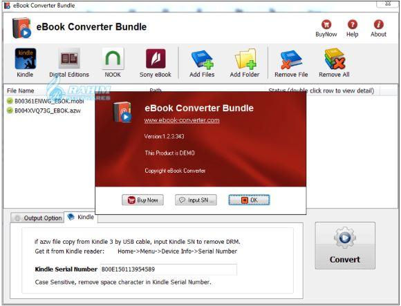 Is eBook Converter com safe