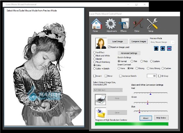 Laser Photo Wizard Pro review