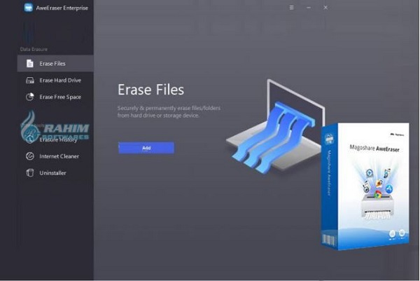Magoshare AweEraser Enterprise Free Download
