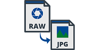 RAW to JPG Pro