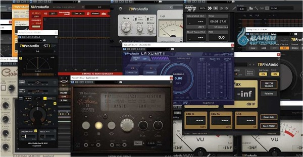 TB Pro Audio sale