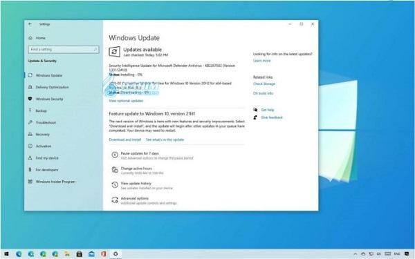 Windows Server Version 21H1