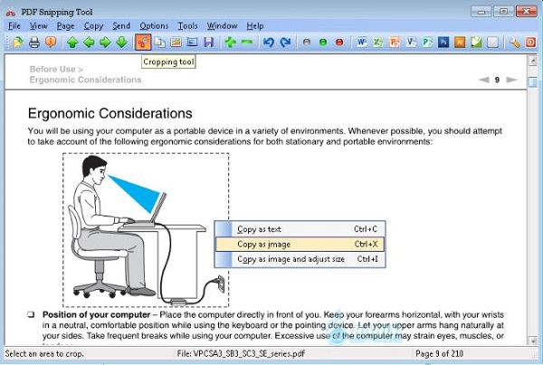 Download Authorsoft PDF Snipping Tool for pc