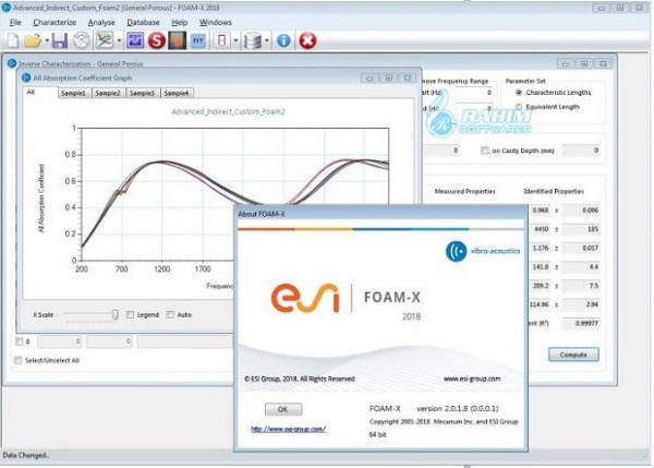 ESI FOAM-X v2020.0