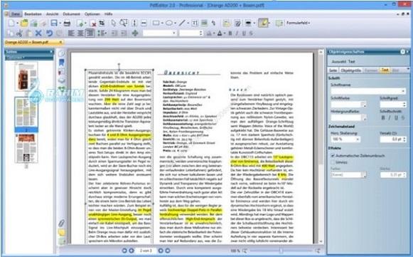 PDF editor free download