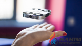 AirSelfie, a pocket-sized camera drone, launches on Kickstarter