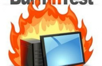 BurnInTest Pro 9 Free Download