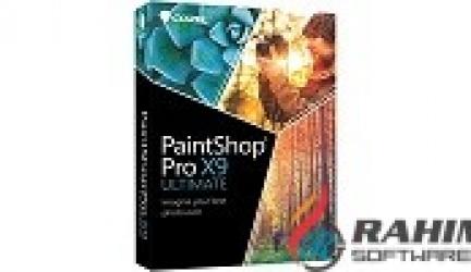 Corel PaintShop Pro X9 v19 Free Download